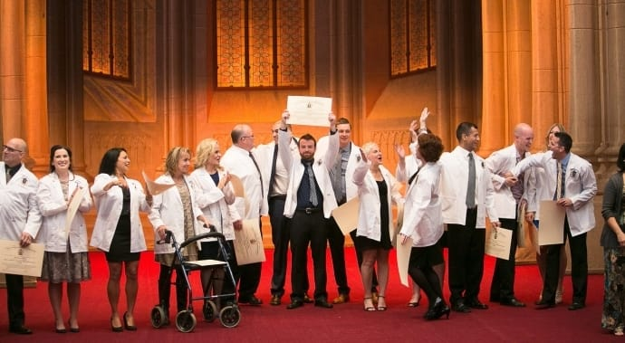 CAO Osteopath Students Graduating