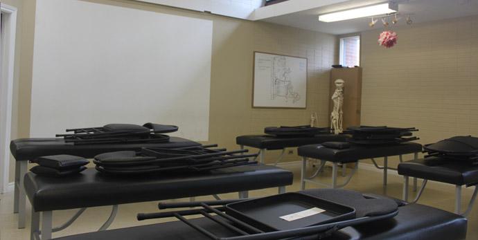 COA - Practical Training Facility, Classroom