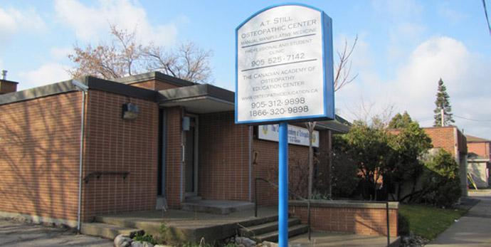 COA - Practical Training Facility, Exterior