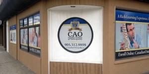 COA - Classroom Training Facility, Exterior