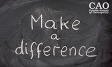 CAO - Community Outreach & Fundraising