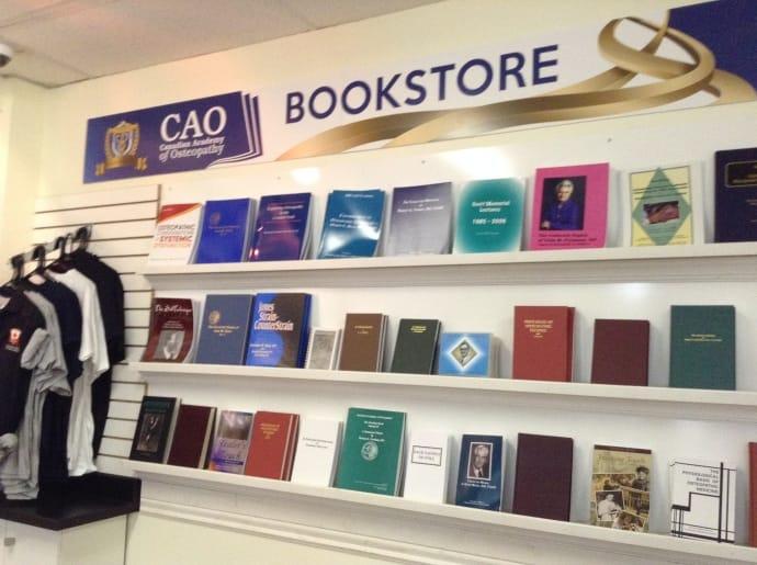 Osteopathy Bookstore