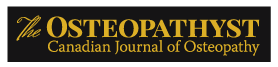 Canadian Journal of Osteopathy