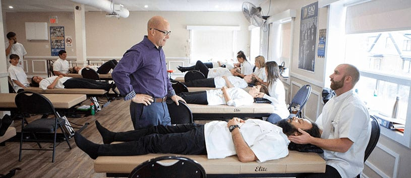 Our Program - Canadian Academy of Osteopathy