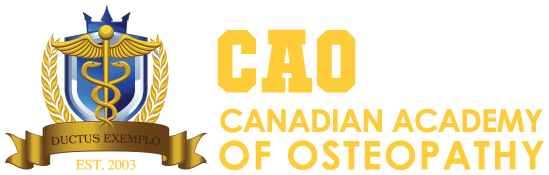 Canadian Academy of Osteopathy Logo
