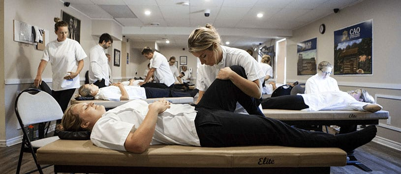 The Clinical Experience - Canadian Academy of Osteopathy